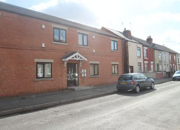 Thumbnail 2 bed flat to rent in Victoria Street, South Normanton, Alfreton