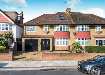 5 bed semi-detached house for sale in Percy Road, Hampton TW12