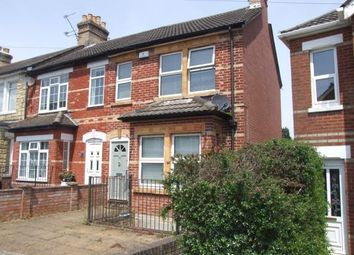 Thumbnail 3 bedroom end terrace house for sale in Douglas Road, Parkstone, Poole