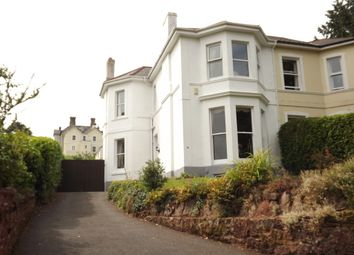 Thumbnail 4 bed semi-detached house for sale in Vicarage Road, Chelston, Torquay