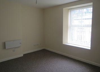 Thumbnail 1 bed flat to rent in Market Street, Bacup
