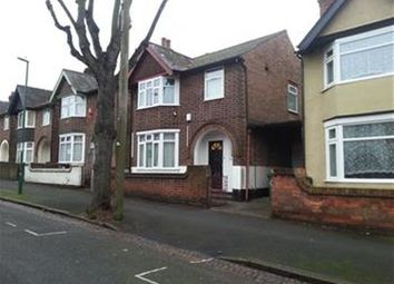 Thumbnail 6 bed shared accommodation to rent in Rolleston Drive, Nottingham