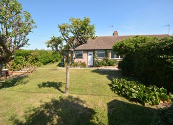 Thumbnail 2 bed semi-detached bungalow for sale in St. Peters Road, Carlton Colville, Lowestoft