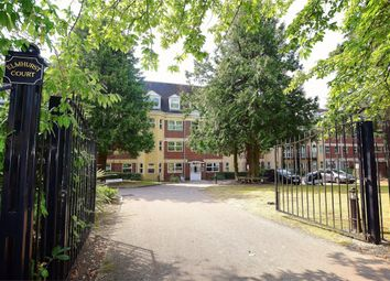 Thumbnail 2 bed flat for sale in Elmhurst Court Heathcote Road, Camberley