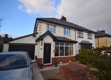 Thumbnail 3 bed semi-detached house for sale in Woodlands Drive, Whalley, Clitheroe