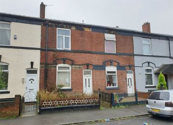 Thumbnail 2 bed terraced house to rent in New Cateaton Street, Bury
