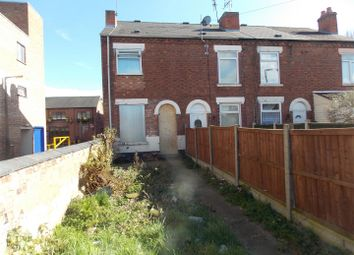 Thumbnail 2 bed town house for sale in Gibb Street, Long Eaton, Nottingham