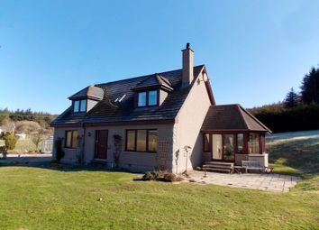 Thumbnail 4 bed property for sale in Tullynessle, Alford