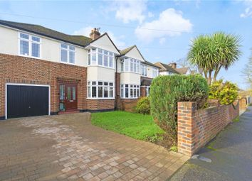 3 bed semi-detached house for sale in Rydens Avenue, Walton-On-Thames, Surrey KT12