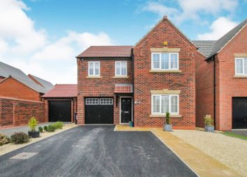 Thumbnail 4 bed detached house for sale in Ripley Avenue, Chellaston, Derby