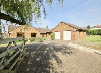 Thumbnail 4 bed detached bungalow for sale in Hooper Avenue, Wells