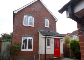 Thumbnail 3 bed detached house to rent in The Cains, Thorpe Marriott, Norwich