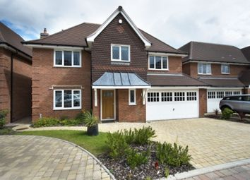 Thumbnail 4 bedroom detached house for sale in Beech Hill Close, Wylde Green