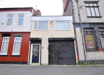 Thumbnail 2 bed terraced house for sale in Duke Street, Birkenhead