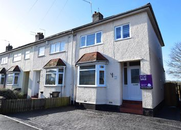 Thumbnail 3 bed end terrace house for sale in Nibley Road, Bristol
