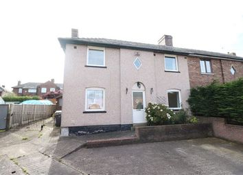 Thumbnail 3 bed semi-detached house to rent in Dixon Place, Carlisle, Cumbria