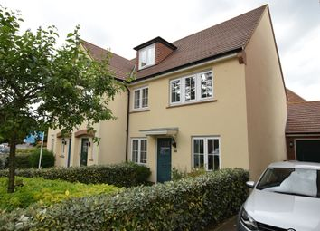 Thumbnail 2 bed end terrace house for sale in Lindsell Avenue, Letchworth Garden City, Hertfordshire