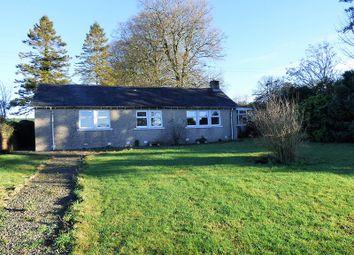 Thumbnail 2 bed detached bungalow for sale in Glencaple Road, Dumfries