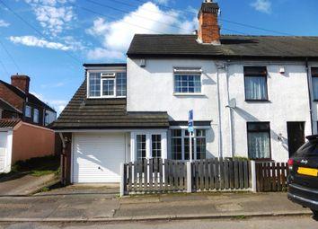Thumbnail 3 bedroom end terrace house for sale in Main Street, Newthorpe, Nottingham