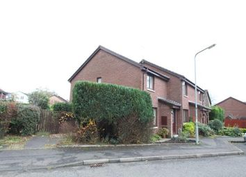 Thumbnail 2 bed end terrace house for sale in Colston Gardens, Bishopbriggs, Glasgow, East Dunbartonshire
