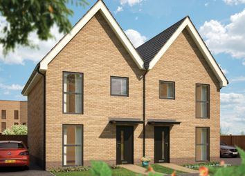 "Thumbnail 3 bed terraced house for sale in ""The Magnolia"" at Whiting Crescent, Faversham"