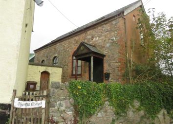 Thumbnail Detached house for sale in ., Burlescombe, Tiverton