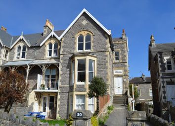 Thumbnail 2 bed property for sale in Highbury Road, Weston-Super-Mare