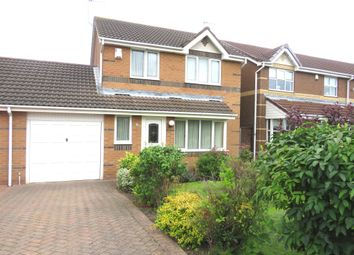 Thumbnail 3 bed detached house for sale in Applewood Close, Hartlepool