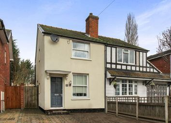 Thumbnail 2 bedroom semi-detached house for sale in Heath Gap Road, Cannock