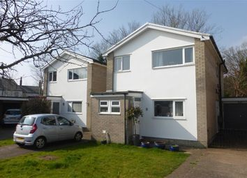 Thumbnail 4 bed detached house to rent in Millbrook Close, Dinas Powys
