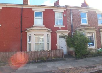 Thumbnail 6 bed terraced house for sale in Dilston Road, Newcastle Upon Tyne