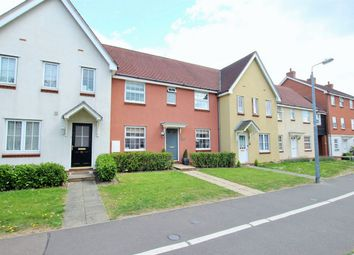 Thumbnail 3 bed terraced house for sale in Shepherd Drive, Colchester, Essex