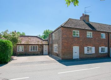 Thumbnail 4 bed end terrace house for sale in Brick Row, Babraham, Cambridge