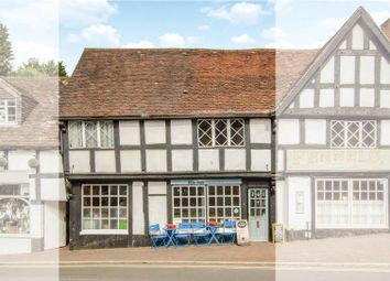 Thumbnail Leisure/hospitality for sale in Market Place, Shifnal