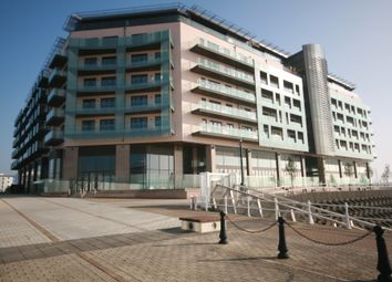 Thumbnail 2 bed flat for sale in Castle Quay, St Helier