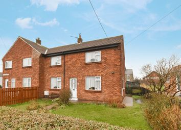 Thumbnail 3 bed semi-detached house for sale in Seaton Crescent, Staithes, Saltburn-By-The-Sea
