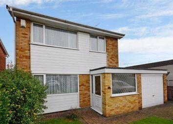 Thumbnail 3 bed detached house for sale in Deighton Avenue, Sherburn In Elmet, Leeds