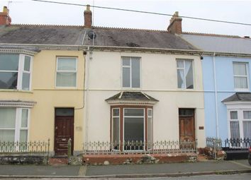 Thumbnail 3 bed terraced house for sale in Woodbine Terrace, Pembroke