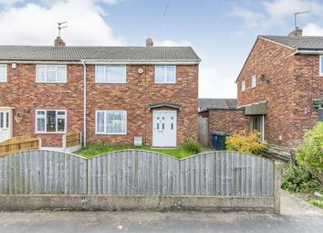 Thumbnail 3 bed property to rent in Warrenne Close, Dunscroft, Doncaster