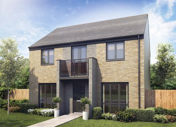 "Thumbnail 4 bed detached house for sale in ""The Chedworth"" at Aykley Heads, Durham"