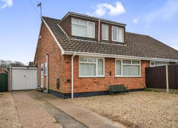 Thumbnail 4 bedroom bungalow for sale in Dunelm Close, Sutton-In-Ashfield, Nottinghamshire
