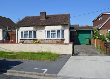 Thumbnail 2 bed bungalow to rent in Berwick Road, Rainham
