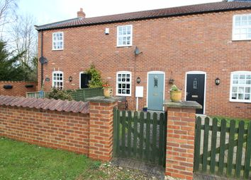 Thumbnail 2 bed town house for sale in Barff Meadow, Glentham, Market Rasen