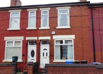 Thumbnail 2 bed terraced house for sale in Westminster Avenue, Stockport