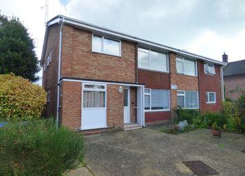 Thumbnail 2 bed flat to rent in Claigmar Road, Rustington, Littlehampton