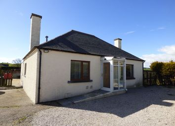 Thumbnail 4 bed detached bungalow for sale in Newtonhill, Stonehaven