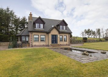 Thumbnail 4 bed detached house for sale in Aberchirder, Huntly, Aberdeenshire