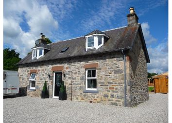 Thumbnail 3 bed cottage for sale in Lewiston, Inverness