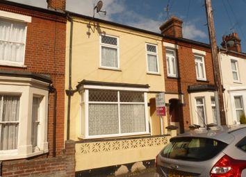 Thumbnail 3 bed terraced house for sale in Gwynne Road, Harwich
