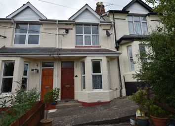 Thumbnail 2 bed terraced house to rent in Grenville Terrace, Bideford